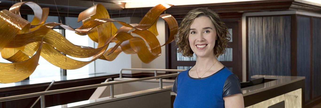 Elisabeth, Beth Muckala, Litigation Lawyer, Oklahoma City, Oklahoma