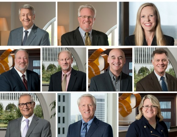 Hall Estill Attorneys Recognized as Best Lawyers in America and Lawyers of the Year 2018