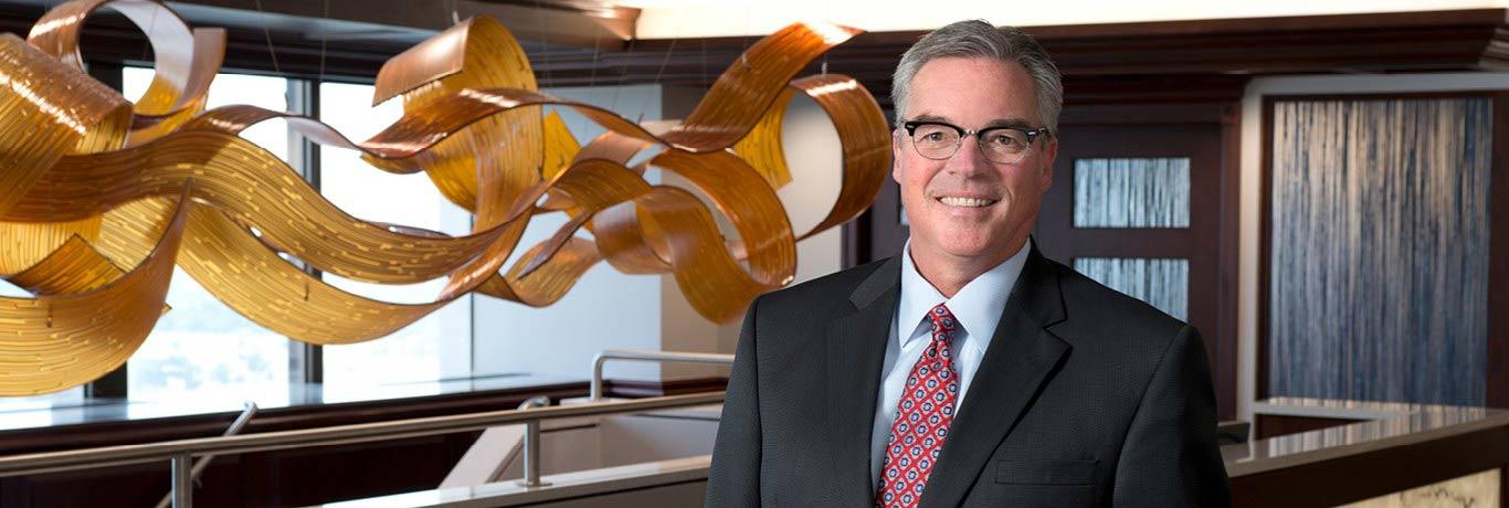 Kent Gilliland, Banking, Financial Services attorney, Oklahoma City, Oklahoma