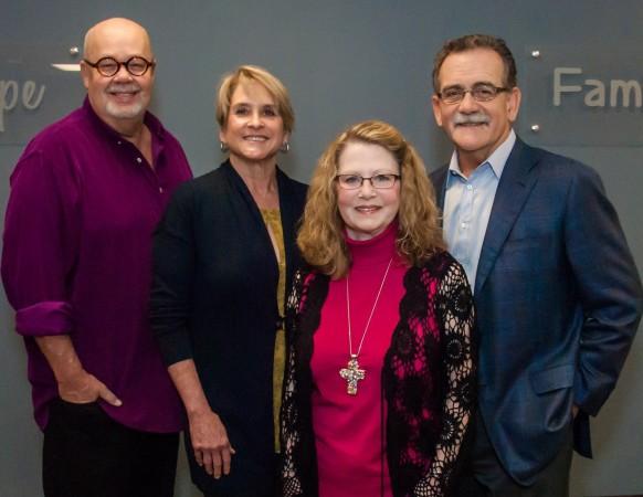 Sarah Hansel Recipient of 2019 Guardian Angel Award from The Parent Child Center of Tulsa