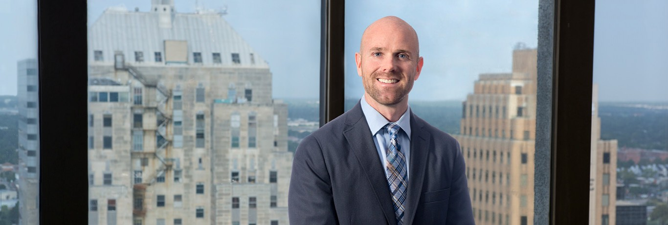 Bryan Fuller, IP Attorney, Oklahoma City, Oklahoma, Environmental Attorney, Patent Lawyer