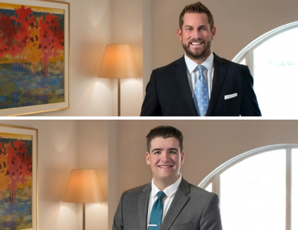 Hall Estill Welcomes Tulsa Attorneys Grant Schwabe and Christopher Gnaedig