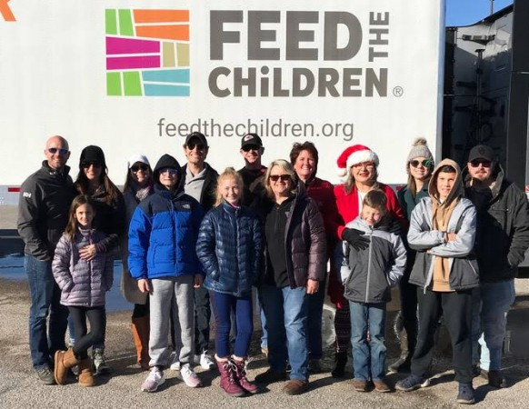 Transforming Hunger into Hope: Hall Estill and Feed the Children Join Forces to Bring No Hunger Holidays