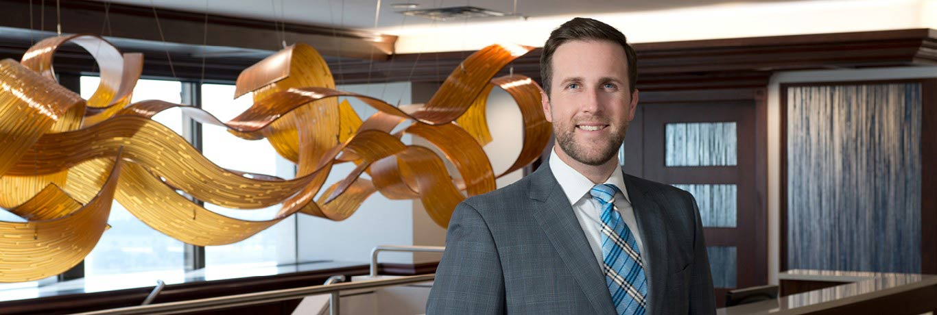 David Burget is an attorney with Hall Estill in Oklahoma City